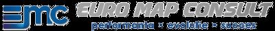 Euro Map Consult logo