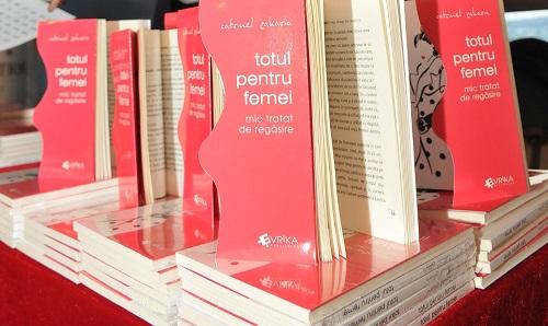 Lansare carte Totul despre Femei