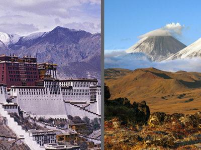 Tibet Kamceatka