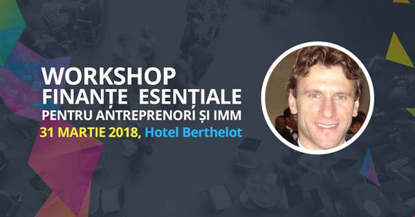 Workshop antreprenori