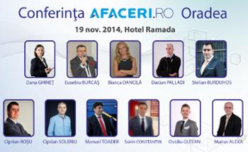 Header Afaceri.ro Oradea 2014