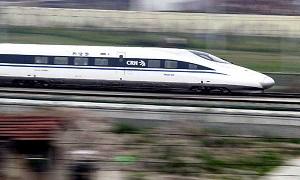 Tren de mare viteza China