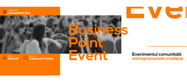 Business Point Event Oradea