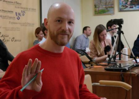 Dmytro Kovbasiuk