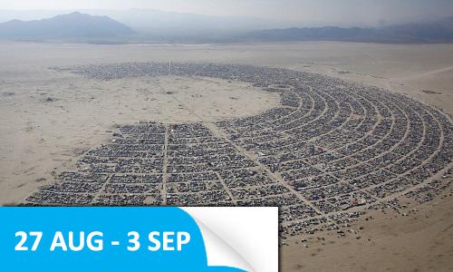 Afaceri.ro Burning Man