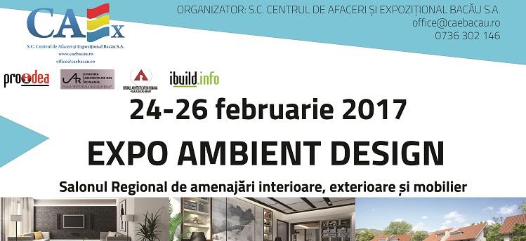 Expo Ambient Design Bacau